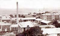 Общий вид Ефремова, фото 1900 года