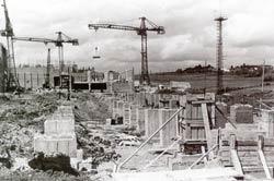 Строительство завода СК в Ефремове