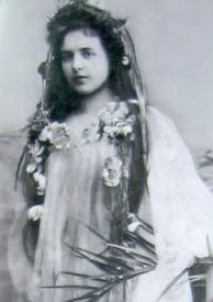 Янина Евгеньевна Дудкевич - мать В.М. <strong>Мясищев</strong>а